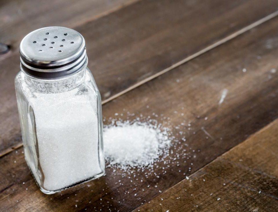 Jual Garam Dalam Kemasan Botol Kecil