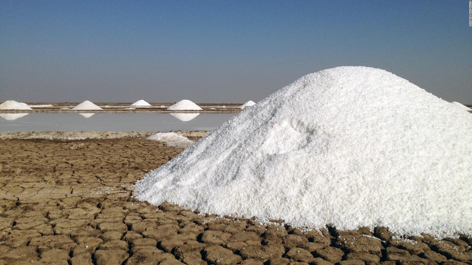Daerah Produksi Garam Indonesia