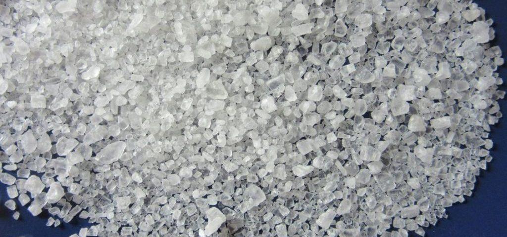 Mengenal Garam Industri