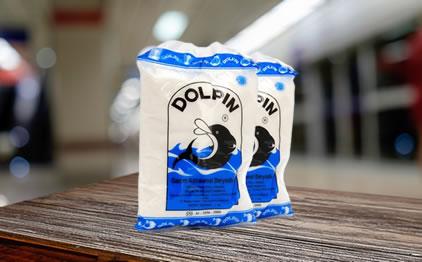 Produk Garam Dolphin